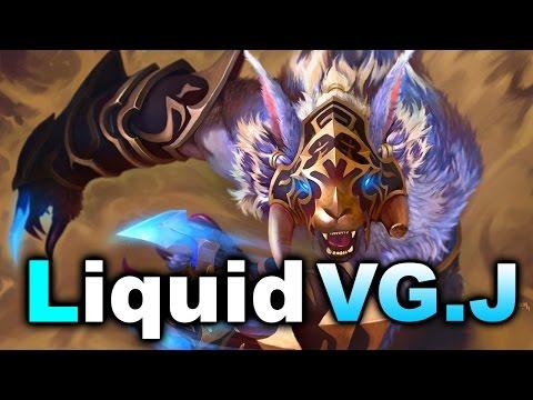 LIQUID vs VG.J - SL i-League Season 3 Lan Dota 2 thumbnail