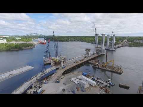 Sarah Mildred Long Replacement Bridge (New Hampshire/Maine)