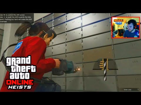 Gta 5 Heists First Heist Complete Gameplay Gta 5 Fleeca
