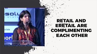 Retail and eRetail are complimenting