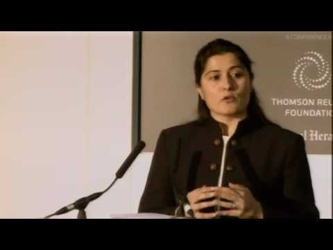 Trust Women 2012: When culture clashes with law thumbnail