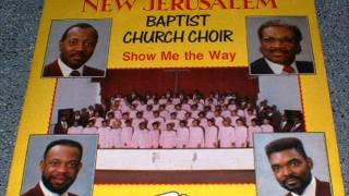 *Audio* I Worship Thee (Full Version) with The Exhortation: The New Jerusalem Baptist Church Choir