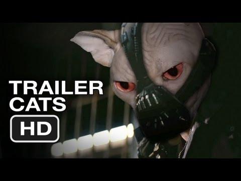 Segundo trailer de The Dark Knight Rises versión felina