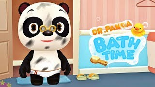 Dr. Panda Bath Time 🛀 Teaching Personal Care & Hygiene Routine for Kids