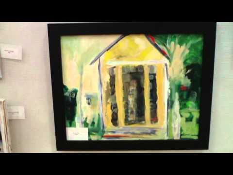 Meet Barbara Kampe, Acrylic Painter