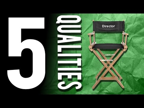 How To Become A Film Director | 5 Qualities Of A Good Director