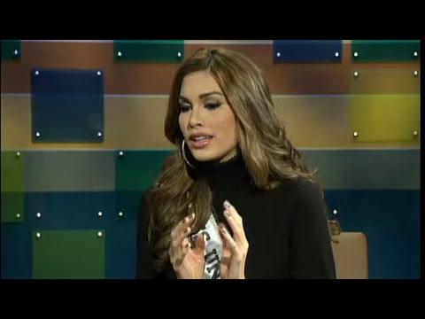 NY1 Noticias: Miss Universo 2013 habla de cirugías y