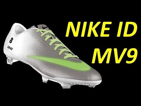 Nike ID Mercurial Vapor 9 IX Customization