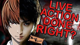 Anime Theory: Live Action Done RIGHT! (Death Note Theory)