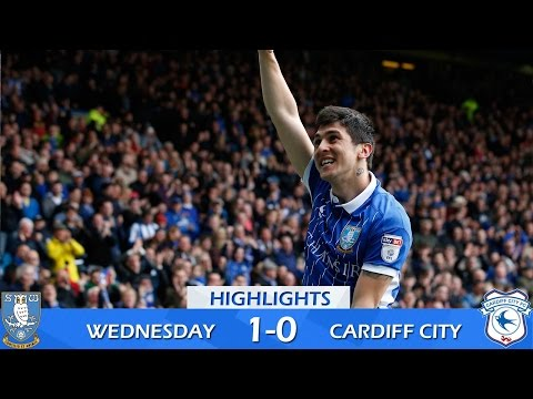 Sheffield Wednesday 1 Cardiff City 0 | Extended highlights | 2016/17