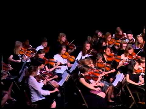 Pax - Lincoln Middle School Orchestra - Edwardsville