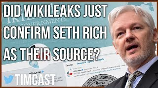 WIKILEAKS, TRUMP JR, AND THE DNC EMAIL HACK