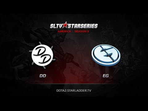 Dream Destroyers vs EG  SLTV America Season X Day 7 Game 2
