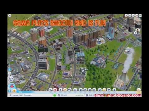 LEAKED Simcity 5 (FULL Game Cracked] ★ Mac OSX Edition Cracked 2013 ★