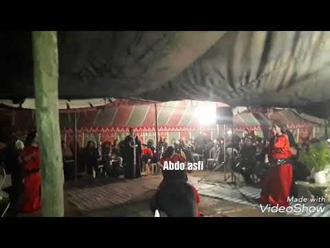 رقص شعبي مغربي رائع مع شيخات الفنان العربي الشيهب 2018  نايضة thumbnail