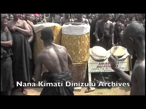 Published October 22, 2012 Filmed in Kumasi, Ghana By Nana Kimati Dinizulu Excerpts from the Traditional Funeral of Otumfuo Opuku Ware II (Late Asantehene). ...