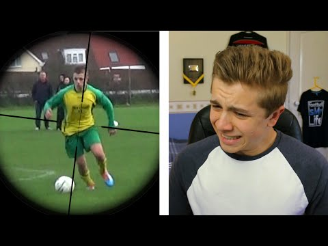 THE SUNDAY LEAGUE GRASSY KNOLL SNIPER | 2015/16 (PART 2)