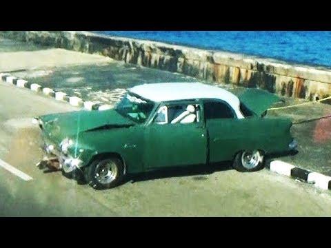 Straßenverkehr RISIKO in Havanna auf Kuba