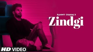 Zindgi: Rammy Chahal (Full Song) Harf Cheema | Game Changerz | Latest Punjabi Songs 2018