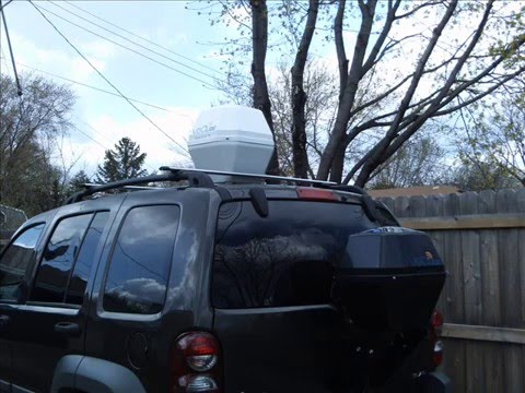 WORLDS FIRST BLACK VuQube satellite antenna