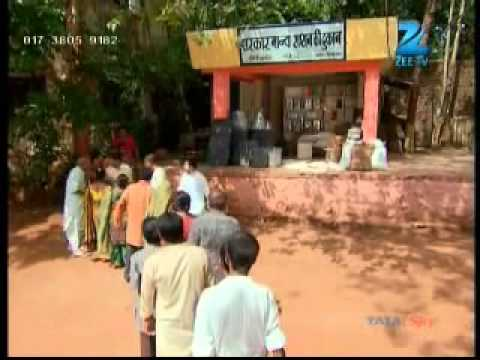 BHARAT JHARWAL  AFSAR BITIYA on ZEE TV  21 june2012 pt1.wmv