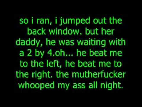 Afroman - Colt 45 lyrics (High Quality)