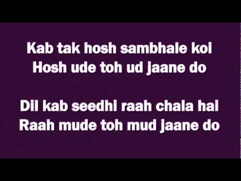 Saans (Lyrics HD) Jab Tak Hai Jaan Ft. Shreya Ghoshal, Mohit Chauhan