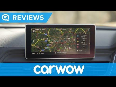 Audi Q5 SUV 2017 MMI infotainment and interior review   Mat Watson Reviews