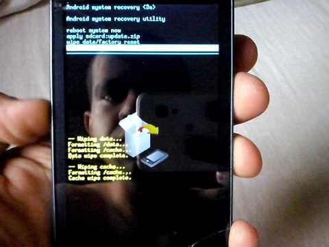 Mobile Hard Reset Hard Reset no Clone do s3
