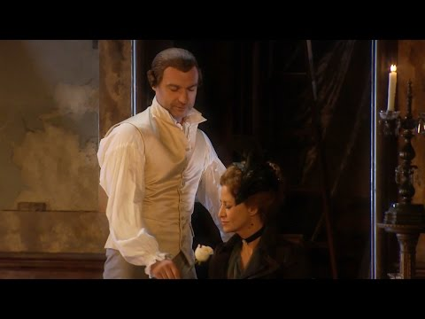 Show Clips: LES LIAISONS DANGEREUSES starring Liev Schreiber and Janet McTeer