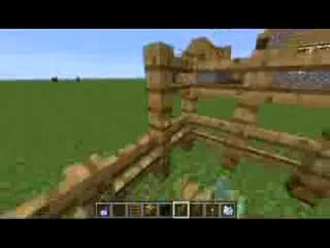 minecraft постройки - как построить роскошный сад