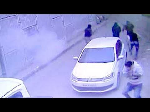 Caught on camera: Rohtak gang war leaves one dead seven injured...