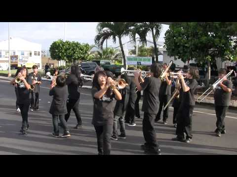 Wahiawa Middle School Lancer Band