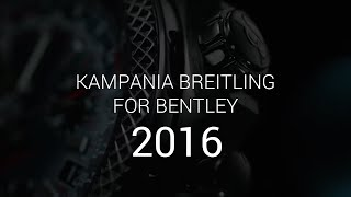 Breitling for Bentley: Bentley B06 S Midnight Carbon