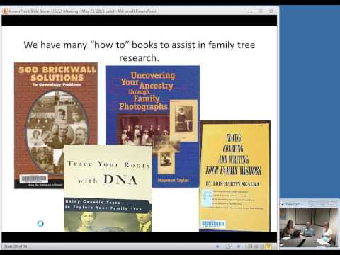NCompass Live: Genealogy Resources for Librarians