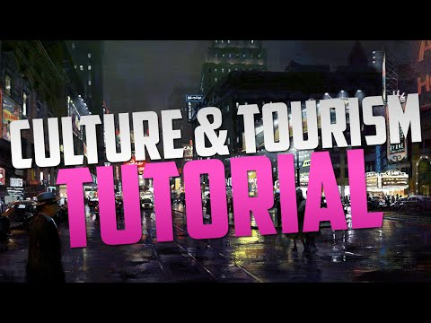 Civilization 5 - Culture & Tourism Tutorial