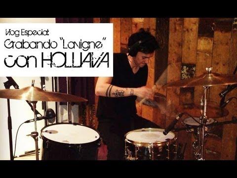 Vlog Especial: Grabando Lavigne con HOLLIAVA!