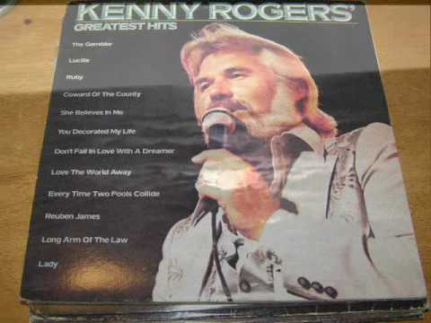Kenny Rogers - Handprints On The Wall