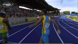 Lille IAAF World Youth Championships (FRA) Men's 200 m