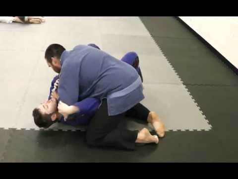 Escape Side Control/ Side mount/ Kesa Gatame Image 1