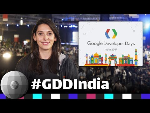 The Developer Show (GDD India '17) w/ Florina Muntenescu