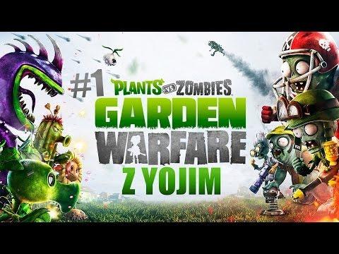 #1 Zagrajmy w Plants vs. Zombies: Garden Warfare Polski Gameplay Xbox 360 Xbox One