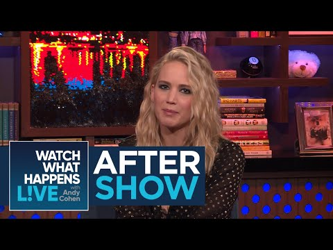 After Show: Has Jennifer Lawrence Met Kylie Jenner's Daughter, Stormi? | WWHL