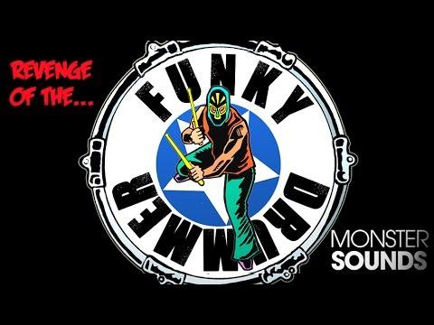 Revenge of the Funky Drummer - Live Funk Drum Samples & Loops - Monster Sounds