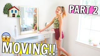 Shopping for and decorating my NEW ROOM! Being an Interior Designer for a week! Part 2