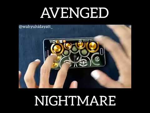 A7X - Nightmare Cover Real Drum by Wahyu Hidayat