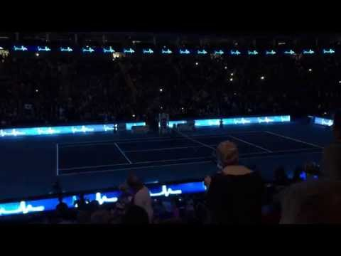 Barclays ATP World Tour Finals 2014 - Kei Nishikori vs. Roger Federer
