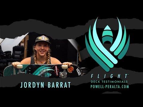 Jordyn Barratt - FLIGHT