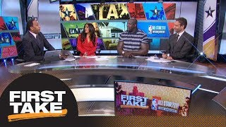 Shaq doesn't think new-look Cavaliers could beat Warriors | First Take | ESPN