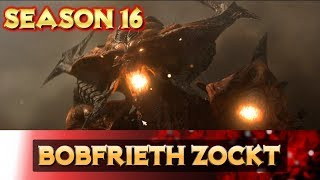 Let's Stream 18.01.2019 - Diablo 3 - Season 16 - Saisonstart im Bobiversum.... :D